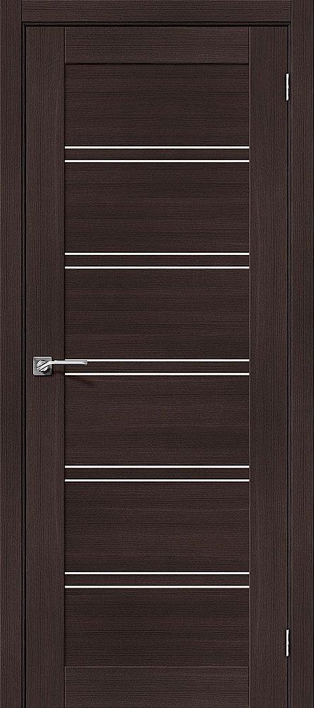 Межкомнатная дверь Порта-28, Wenge Veralinga в Новокузнецке