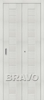 Межкомнатная дверь Порта-21, Bianco Veralinga фото