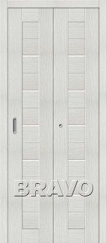 Межкомнатная дверь Порта-22, Bianco Veralinga фото