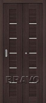 Межкомнатная дверь Порта-22, Wenge Veralinga фото