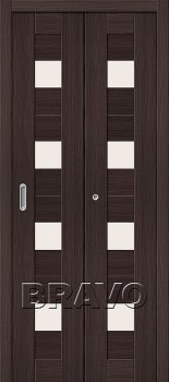 Межкомнатная дверь Порта-23, Wenge Veralinga фото