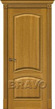 Межкомнатная дверь Вуд Классик-32 (Капри-3), Natur Oak фото