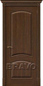 Межкомнатная дверь Вуд Классик-32 (Капри-3), Golden Oak фото