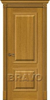Межкомнатная дверь Вуд Классик-12, Natur Oak фото