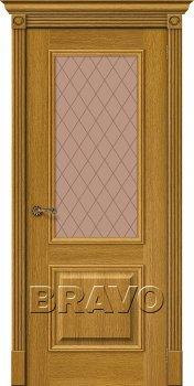 Межкомнатная дверь Вуд Классик-13, Natur Oak фото