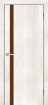Межкомнатная дверь PROFILO PORTE PSN-10 Бьянко антико фото