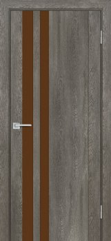 Межкомнатная дверь PROFILO PORTE PSN-12 Гриджио антико фото