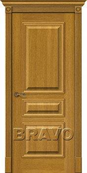 Межкомнатная дверь Вуд Классик-14, Natur Oak фото