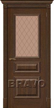 Межкомнатная дверь Вуд Классик-15.1, Golden Oak фото