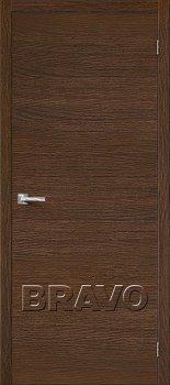Межкомнатная дверь Вуд Флэт-0V1, Golden Oak H фото