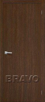 Межкомнатная дверь Вуд Флэт-0V1, Golden Oak V фото