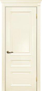 Межкомнатная дверь ТЕКОНА Смальта 06 Слоновая кость ral 1013  фото