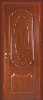 Межкомнатная дверь МАРИАМ Ариана Красное дерево фото