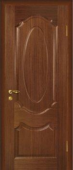 Межкомнатная дверь МАРИАМ Ариана Темный орех фото