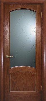 Межкомнатная дверь ТЕКОНА Вайт 01 Дуб фото