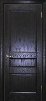 Межкомнатная дверь ТЕКОНА Вайт 02 Дуб патинированный фото