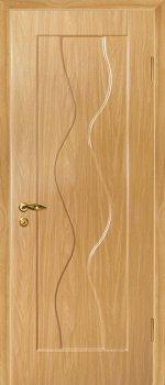Межкомнатная дверь МАРИАМ Вираж Миланский орех фото