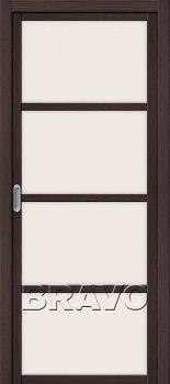 Межкомнатная дверь Твигги V4, Wenge Veralinga фото