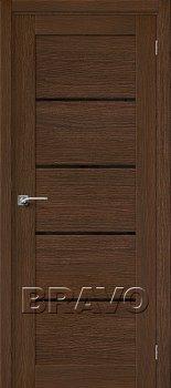 Межкомнатная дверь Вуд Модерн-22, Golden Oak фото
