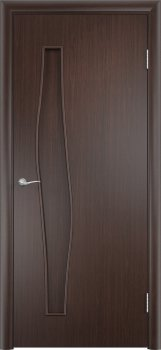 Межкомнатная дверь VERDA ТИП С-10 Венге фото