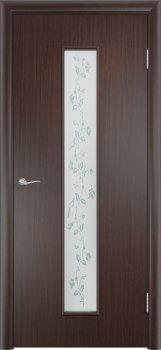 Межкомнатная дверь VERDA ТИП С-17 Венге фото