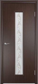 Межкомнатная дверь VERDA ТИП С-21 Венге фото