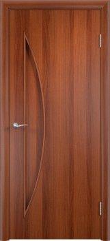 Межкомнатная дверь VERDA ТИП С-6 Итальянский орех фото