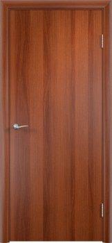 Межкомнатная дверь ДВЕРНАЯ БИРЖА ДПГ Итальянский орех фото