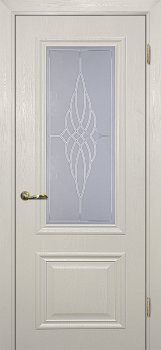 Межкомнатная дверь МАРИАМ Классик-1 Бланжевое дерево фото