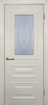 Межкомнатная дверь МАРИАМ Классик-2 Бланжевое дерево фото