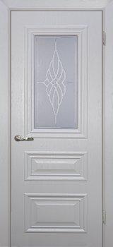 Межкомнатная дверь МАРИАМ Классик-2 Лунное дерево фото