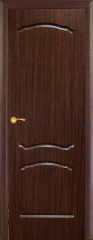 Межкомнатная дверь МАРИАМ Лидия Венге  (Эбен) фото
