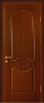 Межкомнатная дверь МАРИАМ Милано Темный орех фото