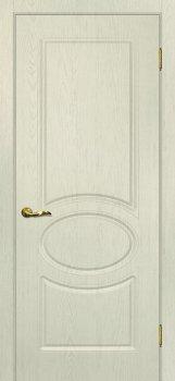 Межкомнатная дверь МАРИАМ Сиена-1 Ваниль фото