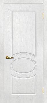 Межкомнатная дверь МАРИАМ Сиена-1 Пломбир фото