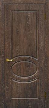 Межкомнатная дверь МАРИАМ Сиена-1 Дуб корица фото