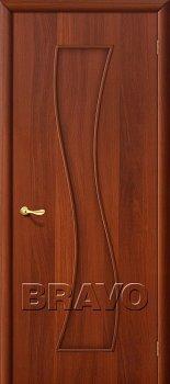 Межкомнатная дверь 11Г, Л-11 (ИталОрех) фото