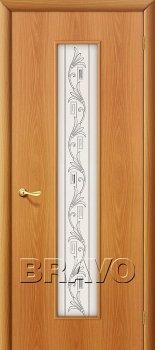Межкомнатная дверь 24Х, Л-12 (МиланОрех) фото