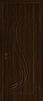 Межкомнатная дверь МАРИАМ Трио Венге  (Эбен) фото