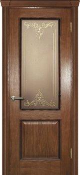 Межкомнатная дверь ТЕКОНА Фрейм 02 Дуб фото