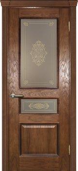 Межкомнатная дверь ТЕКОНА Фрейм 03 Дуб фото