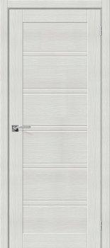 Межкомнатная дверь Порта-28, Bianco Veralinga фото
