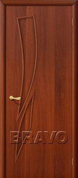 Межкомнатная дверь 8Г, Л-11 (ИталОрех) фото