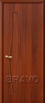 Межкомнатная дверь 6Г, Л-11 (ИталОрех) фото