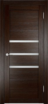 Межкомнатная дверь STABILE PORTE Лайн 01 Дуб темный фото