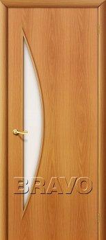 Межкомнатная дверь 5С, Л-12 (МиланОрех) фото