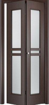 Межкомнатная дверь VERDA ТИП С-23 Венге фото