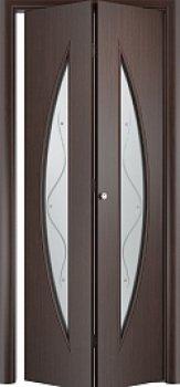 Межкомнатная дверь VERDA ТИП С-6 Венге фото