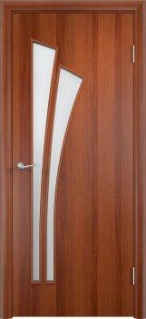 Межкомнатная дверь VERDA ТИП С-7 Итальянский орех фото