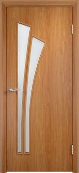 Межкомнатная дверь VERDA ТИП С-7 Миланский орех фото